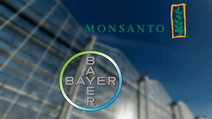 Monsanto y Bayer