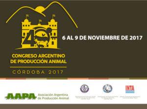 40º Congreso Argentino de Producción Animal @ Pabellón Argentina UNC - Ciudad Universitaria, Córdoba | Córdoba | Argentina