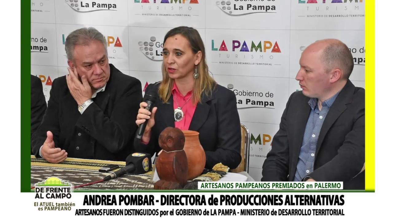 Andrea Pombar, directora de producciones alternativas