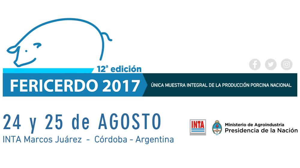 Afiche de la Fericerdo 2017