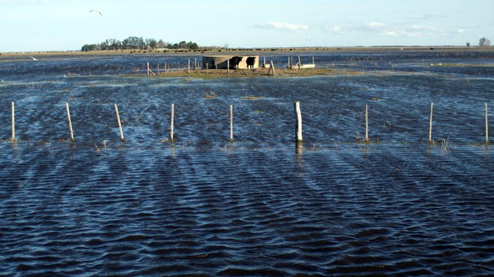 foto de inundaciones