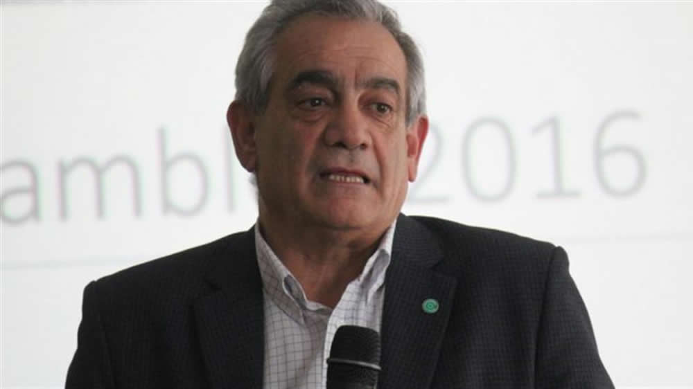 Carlos Ianizzotto, presidente de CONINAGRO