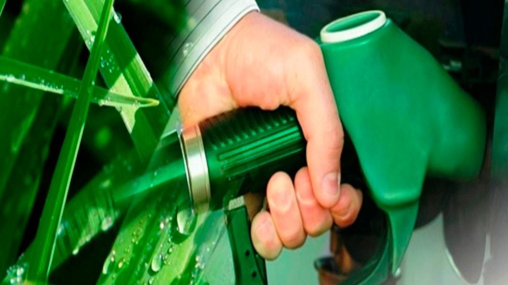 foto de bioetanol