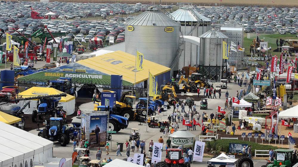 Exposición Farm Progress