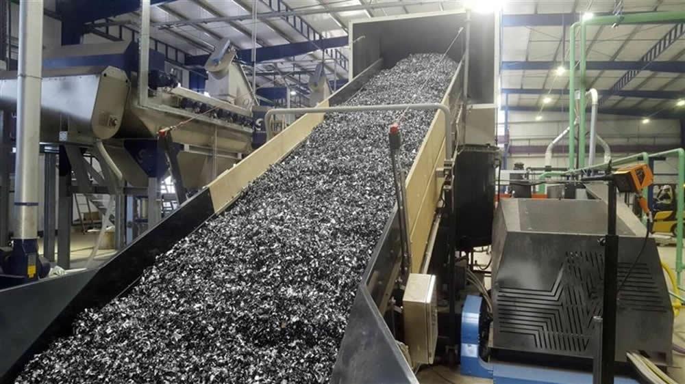 planta de reciclado de ACA