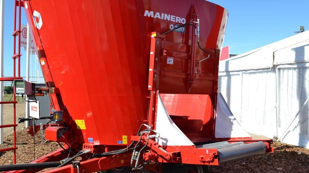 Mixer multipropósito, maquinaria de Mainero