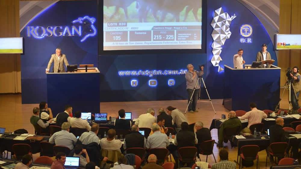 Rosgan, conferencia