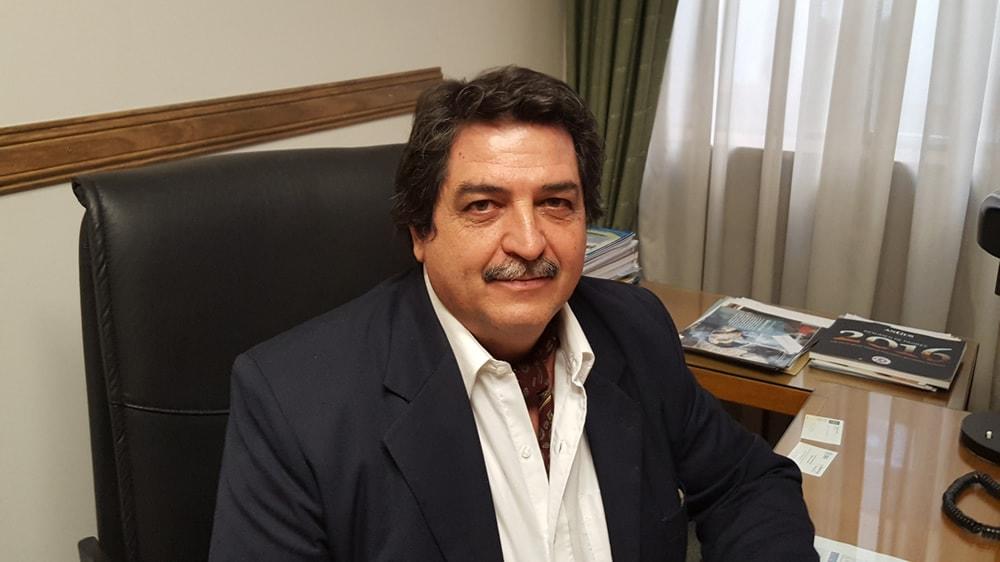 Alejandro Lahitte, de CRA