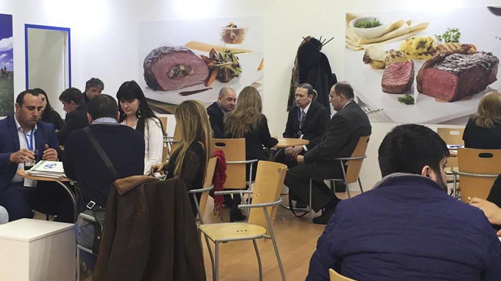El argentine beef presente en expo Rusia 2017