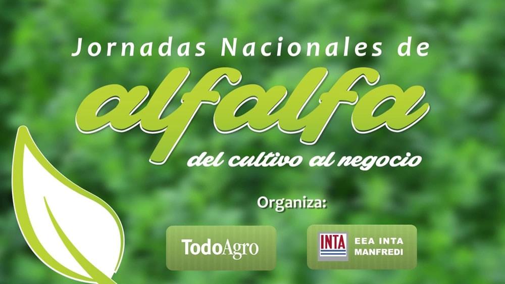 Jornadas nacionales de alfalfa 2017