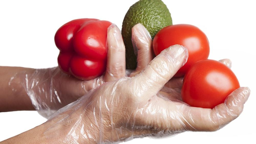 Manipulación higiénica de los alimentos