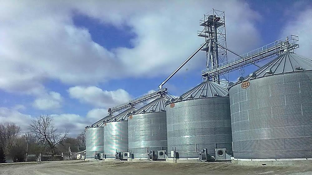 Silos para almacenamiento de granos