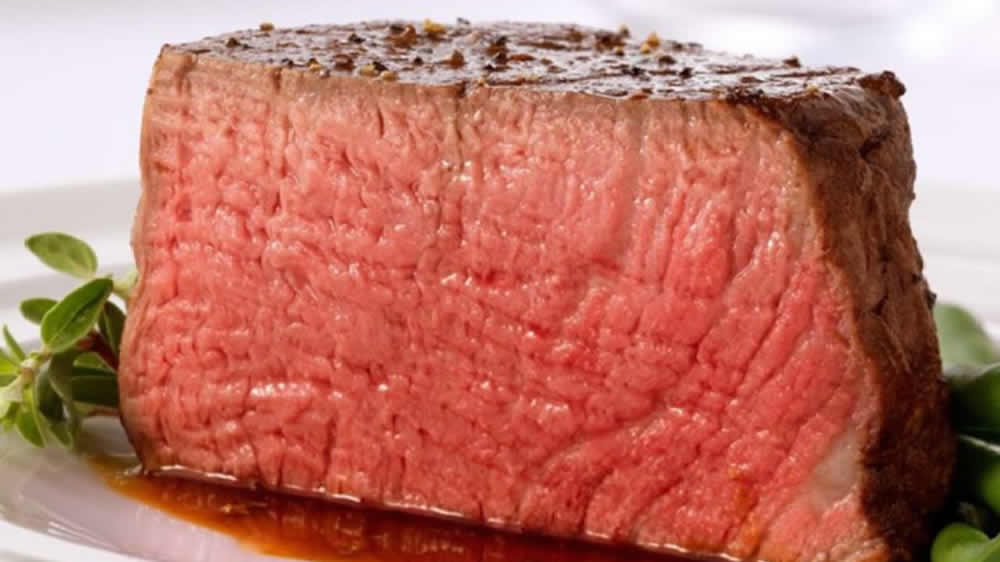 Carne cruda, mal cocinada