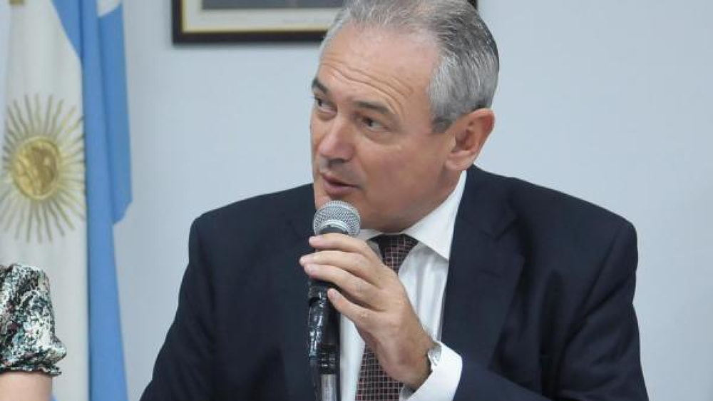 Atilio Benedetti, de Cambiemos Entre Ríos