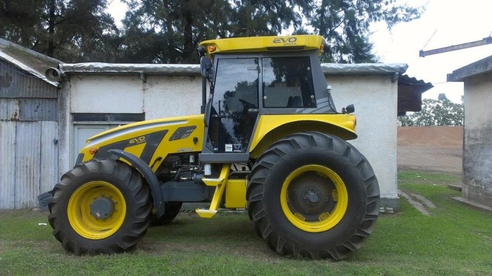 Tractor Pauny Evo