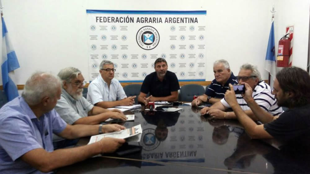 Federación Agraria Argentina