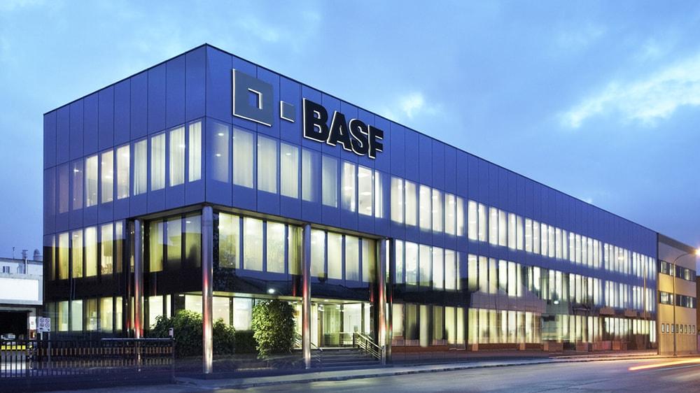 Sede de la empresa Basf