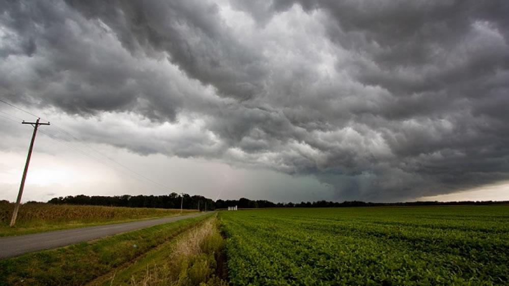 Fuerte tormenta