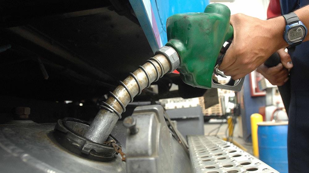 Impuesto al combustible