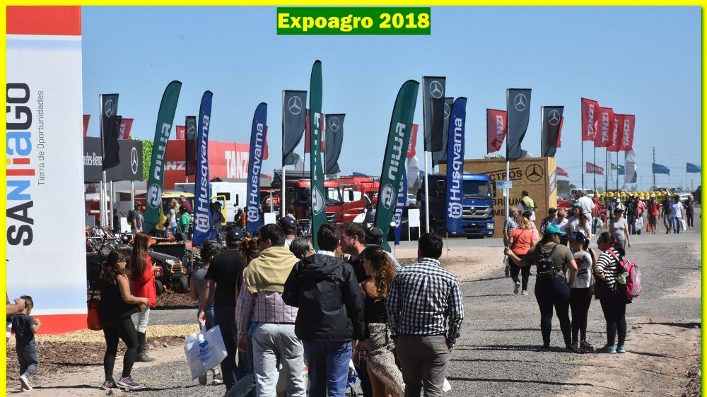 Fotos HD: ExpoAgro 2018