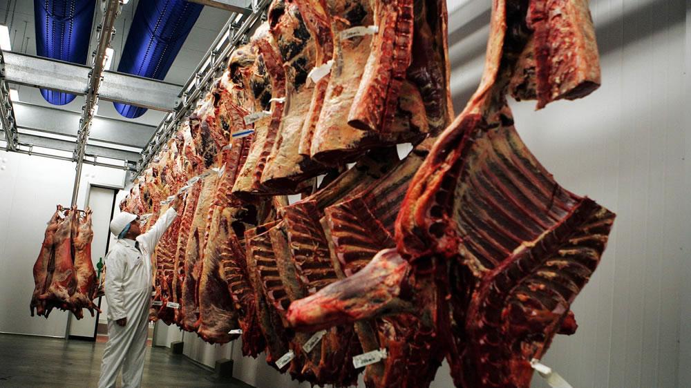 La relación salario-kilo de carne es la peor en al menos 15 años