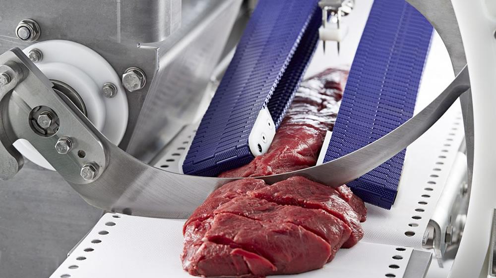 El porcionado de precisión agrega valor a la carne